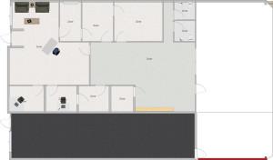 2609 Wetmore Floorplan